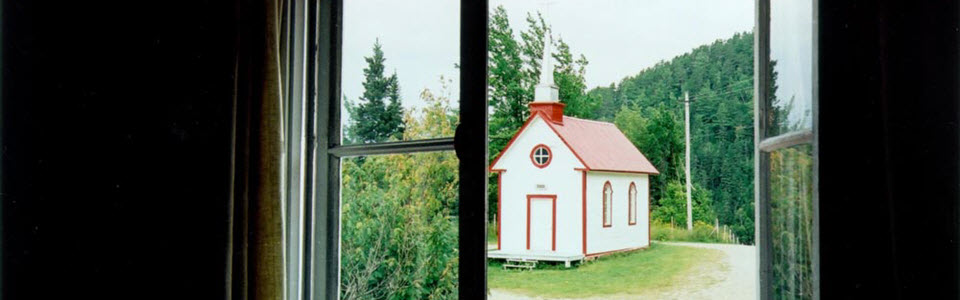 Chapelle blanche (Une)